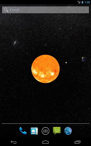 Solar System 3D LWP Free