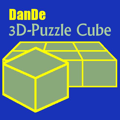 Dande 3DPuzzle Cube