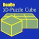 Dande 3D-Puzzle Cube