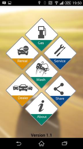 Driver Service Locator