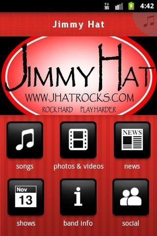 Jimmy Hat - screenshot