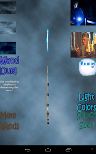 Harry Potter's Wand - screenshot thumbnail