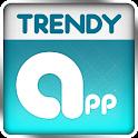 Trendy App logo