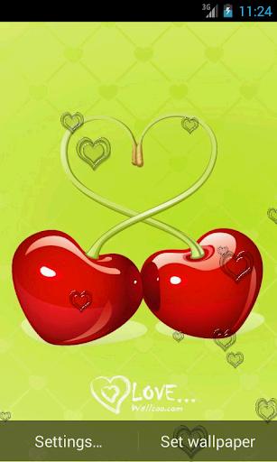 Red Heart Live Wallpaper