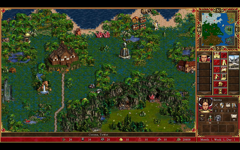 Heroes of Might & Magic III HD Apk