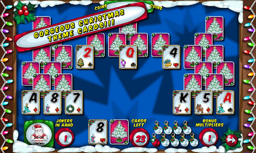 Christmas Holiday Solitaire