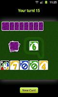 Screenshot of Crazy Eights Multiplayer