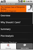 Screenshot of The Curious Case of Ben Button