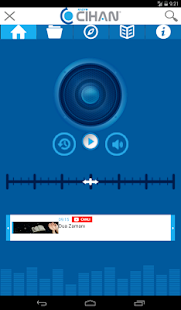 Radyo Cihan- screenshot thumbnail