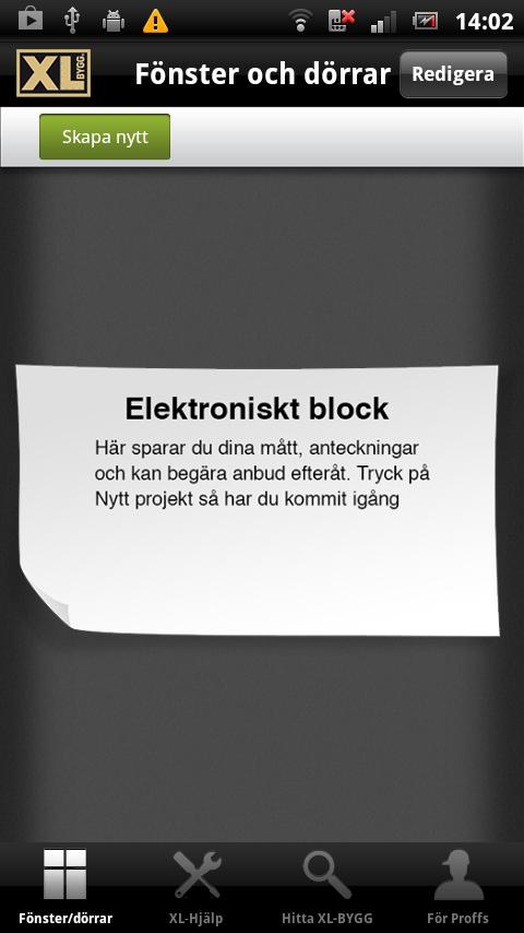 XL-BYGG För Proffs - screenshot
