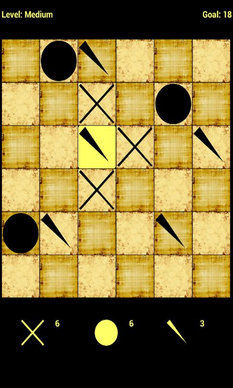 Tic Tac Toe +++ HD Free Puzzle - screenshot