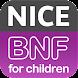 BNF for Children NICE logo