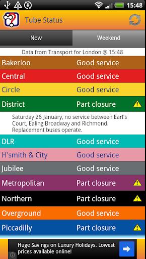 【免費交通運輸App】London Journey Planner-APP點子