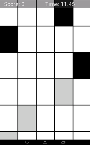 Screenshots for Dont Tap the White Tile FREE