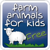 Farm animals for kids - free