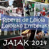 Fiestas de Riberas de Loiola