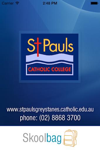 St Pauls Greystanes