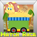 Dino Train Match Up Game
