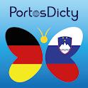 PortosDicty Deu-Slo icon