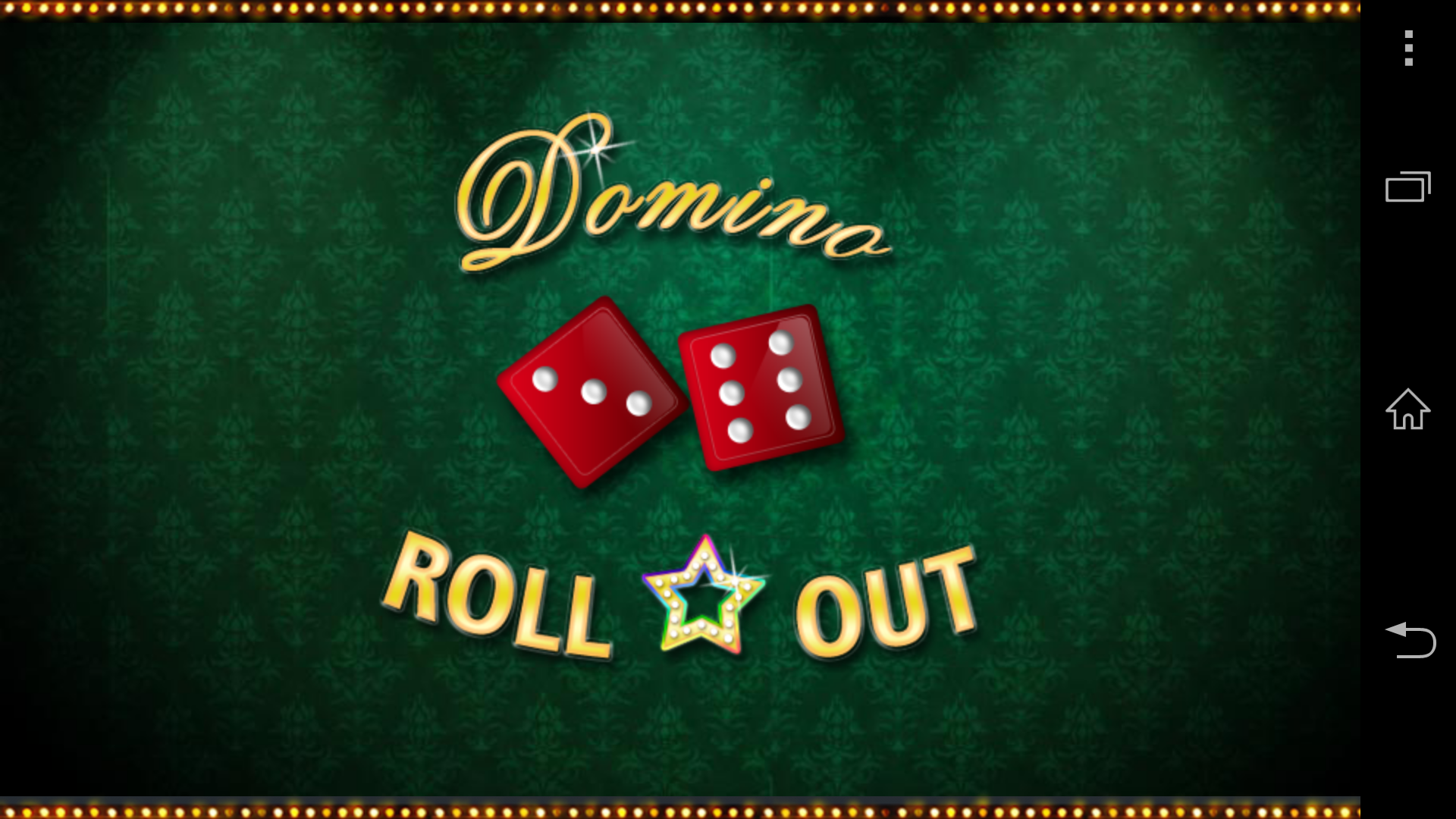 Domino Roll*Out screenshot #4