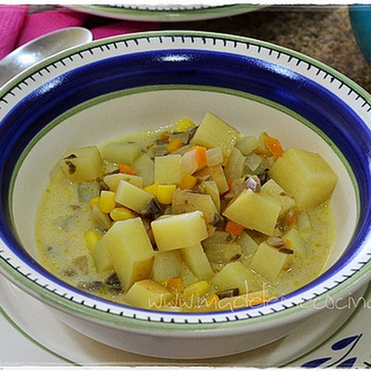 Potato and Corn Stew
