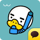 SUMMER STORY - KakaoTalk THEME icon