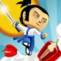 Veggie Samurai: Uprising logo