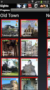 Edinburgh Guide - náhled