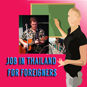 Job in Thailand for Foreigners
