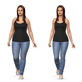 تمارين التخسيس و نقصان الوزن