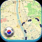 Korea offline Map Weather News icon