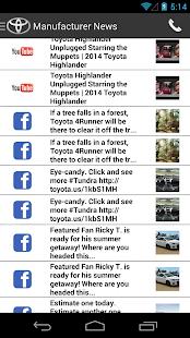 Prestige Toyota DealerApp - screenshot thumbnail