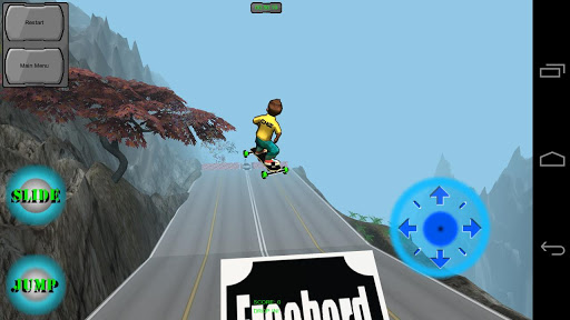 Freebord Snowboard Streets Pro