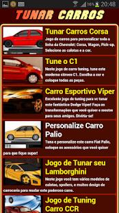 Jogos de tunar carros - screenshot thumbnail