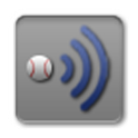 Athletics Radio Locator logo
