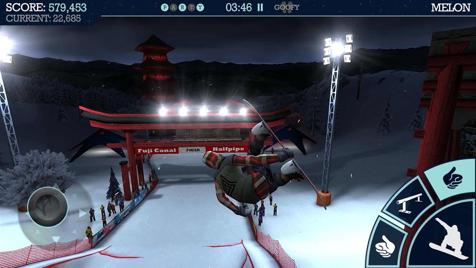 Snowboard Party - screenshot