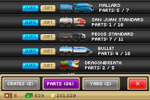 Screenshot of Pocket Trains