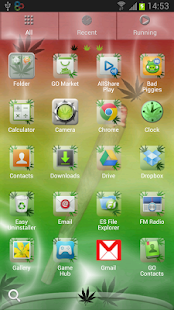 GO Launcher EX Theme Joint - screenshot thumbnail