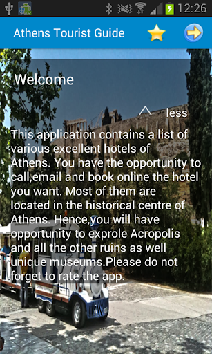 Athens Hotels Info