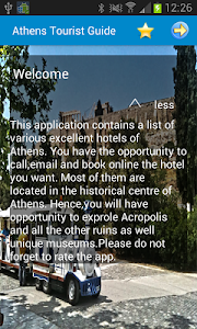 Athens Hotels Info screenshot 0