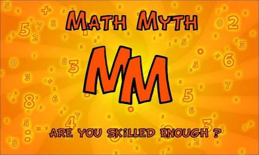Math Myth Lite