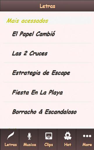 Letras de El Komander