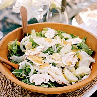 Kim's World-famous Salad.