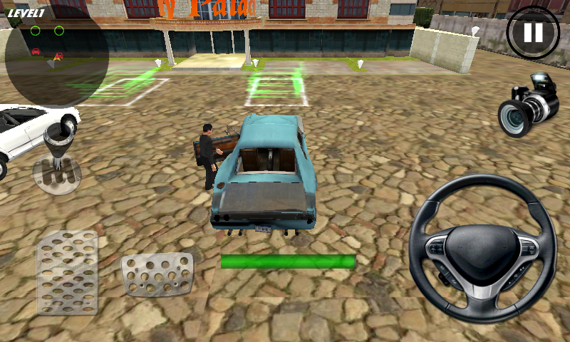 Crazy Valet Parking King 3D- screenshot