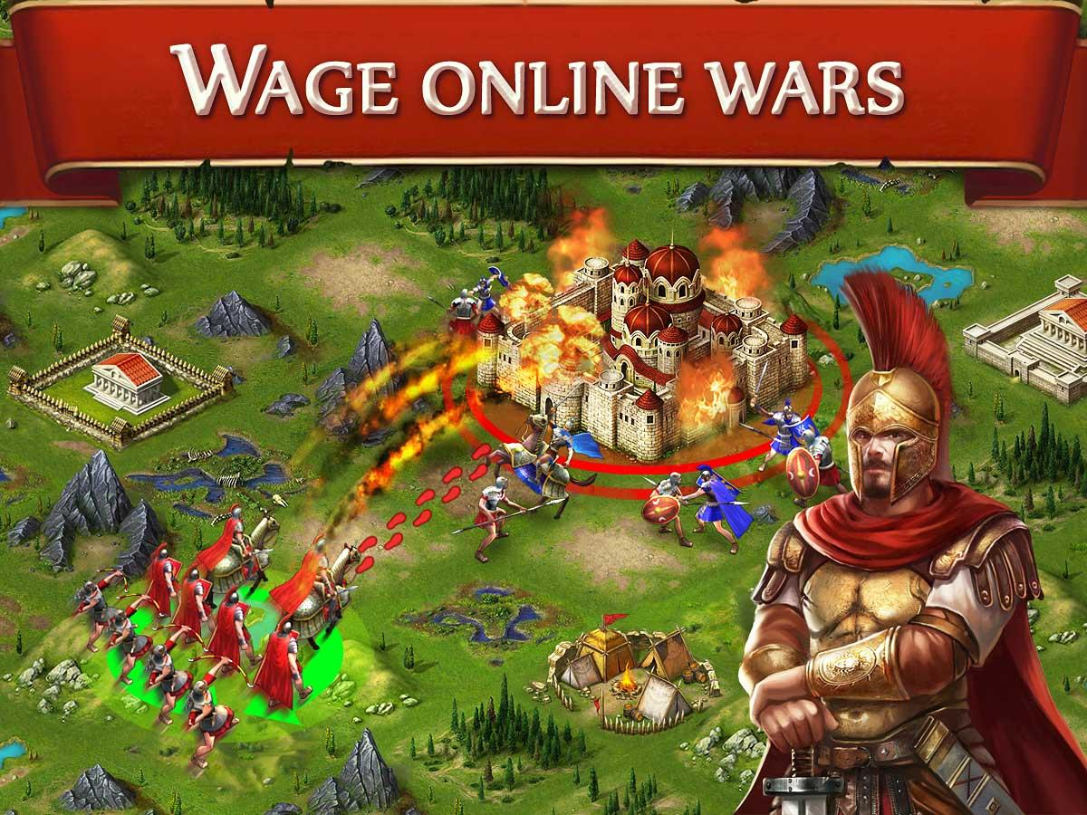 Age of heroes online – latest version.