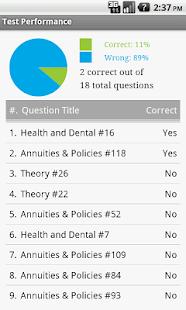 Health and Life Insurance Exam Prep - náhled