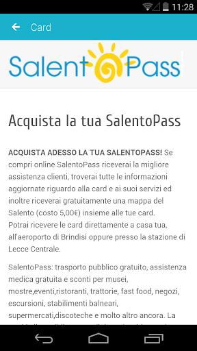 免費旅遊App|SalentoPass|阿達玩APP