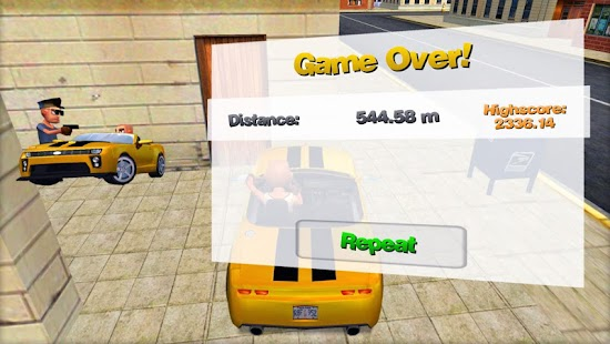Driving Reckless- screenshot thumbnail