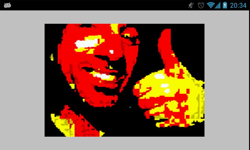 0x4000: The ZX Spectrum Camera- screenshot