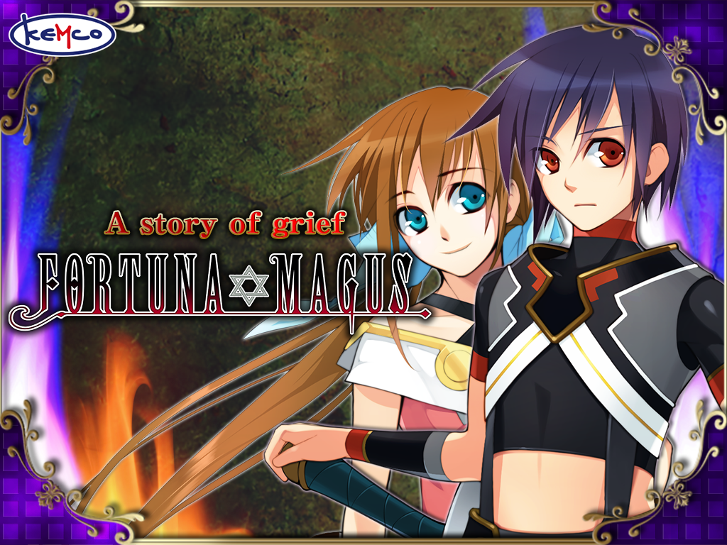 RPG Fortuna Magus - KEMCO- screenshot